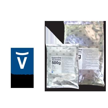 Doxiciclina 500 Ganadexil